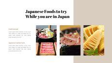일본 요리 프레젠테이션을 위한 구글슬라이드 템플릿_21