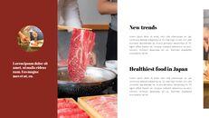 일본 요리 프레젠테이션을 위한 구글슬라이드 템플릿_27