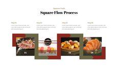 일본 요리 프레젠테이션을 위한 구글슬라이드 템플릿_34