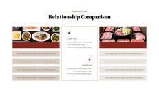 일본 요리 프레젠테이션을 위한 구글슬라이드 템플릿_35
