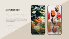 일본 요리 프레젠테이션을 위한 구글슬라이드 템플릿_38
