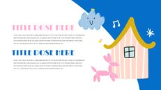 행복한 아이들 맥용 Google 슬라이드_07