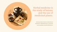 한의학 심플한 Google 슬라이드 템플릿_17