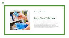 약국 및 약사 Google 슬라이드 테마 & 템플릿_16