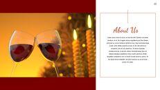 와인 파티 심플한 Google 프레젠테이션_08