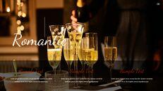 와인 파티 심플한 Google 프레젠테이션_09