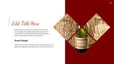 와인 파티 심플한 Google 프레젠테이션_11