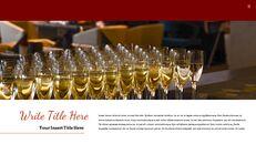 와인 파티 심플한 Google 프레젠테이션_12