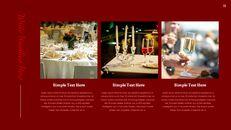 와인 파티 심플한 Google 프레젠테이션_14