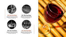 와인 파티 심플한 Google 프레젠테이션_19
