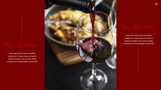 와인 파티 심플한 Google 프레젠테이션_21