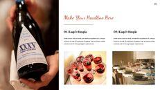 와인 파티 심플한 Google 프레젠테이션_24