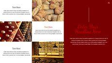 와인 파티 심플한 Google 프레젠테이션_25