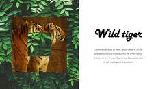 정글 배경 파워포인트_10