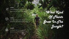 정글 배경 파워포인트_16