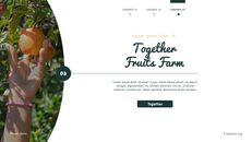 과일 농장 프레젠테이션 디자인_23