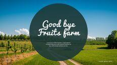 과일 농장 프레젠테이션 디자인_40
