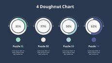 파스텔 톤 도넛 차트 다이어그램 세트_05