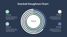 파스텔 톤 도넛 차트 다이어그램 세트_07