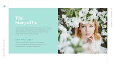 봄 꽃 편집이 쉬운 Google 슬라이드_10
