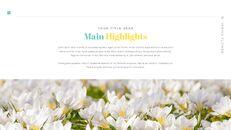 봄 꽃 편집이 쉬운 Google 슬라이드_16