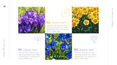 봄 꽃 편집이 쉬운 Google 슬라이드_32