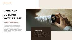過去から現在まで:時計について 最高のキーノートのテンプレート_10