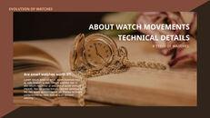 過去から現在まで:時計について 最高のキーノートのテンプレート_17