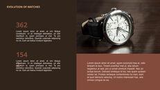 過去から現在まで:時計について 最高のキーノートのテンプレート_18