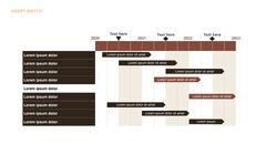 過去から現在まで:時計について 最高のキーノートのテンプレート_32