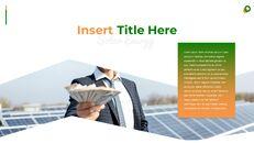 태양 에너지 프레젠테이션용 Google 슬라이드 테마_03