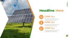 태양 에너지 프레젠테이션용 Google 슬라이드 테마_08