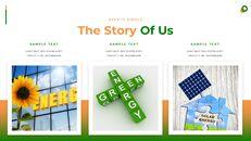 태양 에너지 프레젠테이션용 Google 슬라이드 테마_09