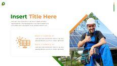 태양 에너지 프레젠테이션용 Google 슬라이드 테마_14