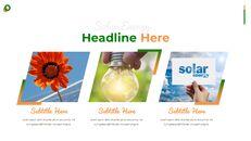 태양 에너지 프레젠테이션용 Google 슬라이드 테마_18