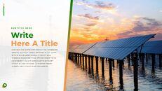 태양 에너지 프레젠테이션용 Google 슬라이드 테마_22