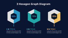 3 단계 진행 도넛 그래프 차트 다이어그램_14