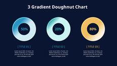 3 단계 진행 도넛 그래프 차트 다이어그램_16