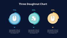 3 단계 진행 도넛 그래프 차트 다이어그램_18