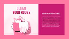 집 청소 심플한 템플릿_18