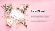 봄 메시지 PPT 포맷_05