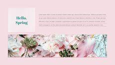 봄 메시지 PPT 포맷_09