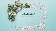 봄 메시지 PPT 포맷_16