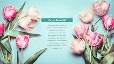 봄 메시지 PPT 포맷_18