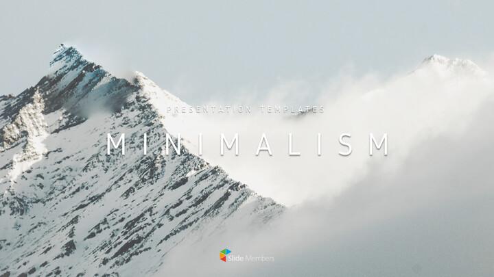 Urban Minimalism PowerPoint_01