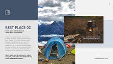 캠핑 PowerPoint 프레젠테이션 템플릿_09