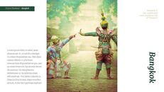 태국 여행 프레젠테이션을 위한 구글슬라이드 템플릿_06
