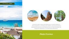 태국 여행 프레젠테이션을 위한 구글슬라이드 템플릿_15