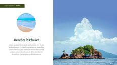 태국 여행 프레젠테이션을 위한 구글슬라이드 템플릿_19