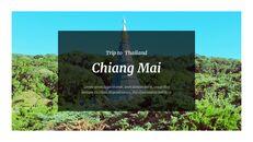 태국 여행 프레젠테이션을 위한 구글슬라이드 템플릿_22
